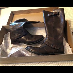 Women's Born Tall Leather Boots